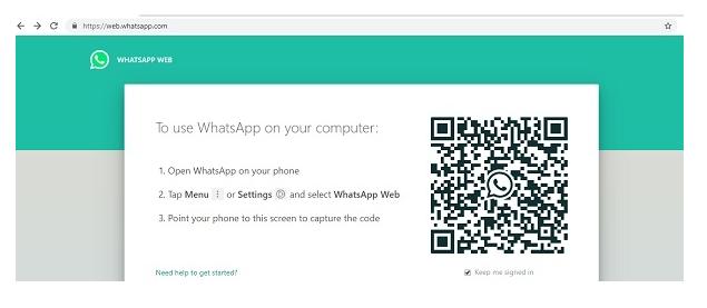 Whatsapp using Python